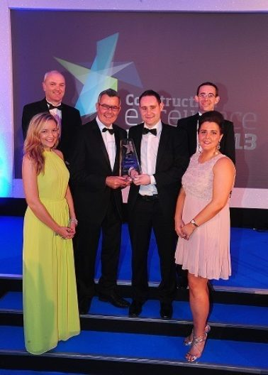 A2 WMRF Project scoops CEF Award