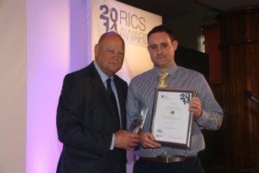 Success at RICS NI Awards 2014