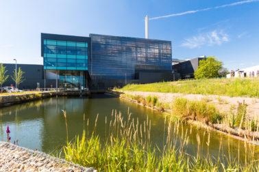 Suffolk Energy-from-Waste Facility wins Civic Trust Award