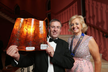 Laganwater Cleans up at CEF Awards