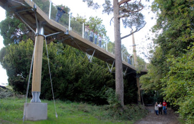 Lough Key Treetop Walkway
