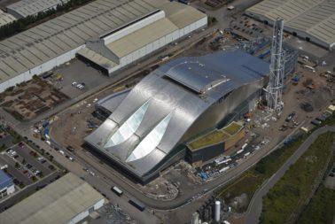 Cardiff EfW Facility