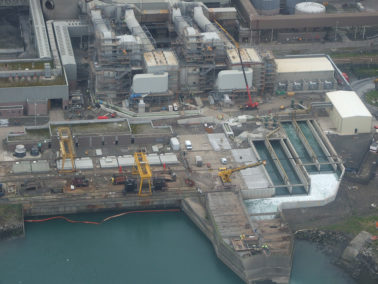 Kilroot Power Station Work