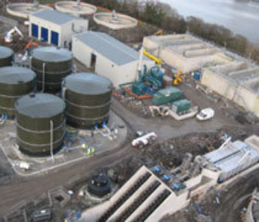 Enniskillen Waste Water Treatment Works