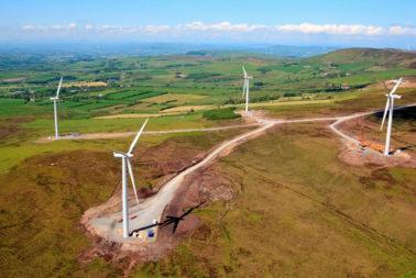 Slieve Kirk Wind Farm