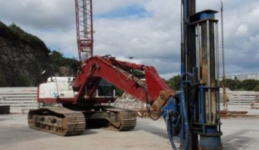 Driven Piling Rigs