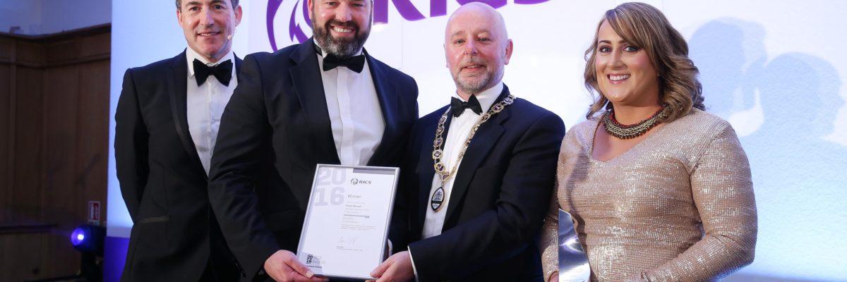 Rics Award 2016
