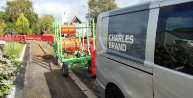 Charles Brand Making Hyperfast Broadband Speed Connections Throughout Northern Ireland