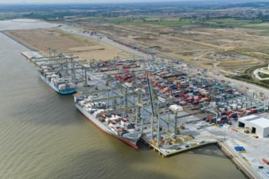 Charles Brand Secures £9.5m Contract for DP World - London Gateway